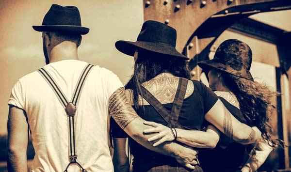 Die Menschen hinter dem Label Antia : die Hutmacherin