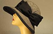 Damen Hut Herstellung