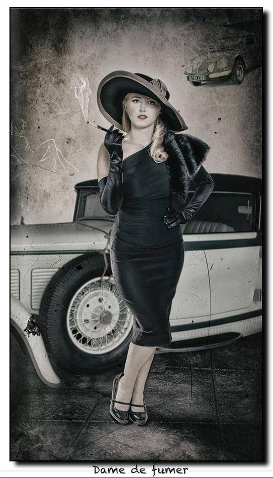 Paula Walks Vintage Model