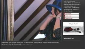 Badische Zeitung - Antia die Hutmacherin